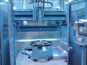 CNC Gantry Machine for Carbon Machining - 1