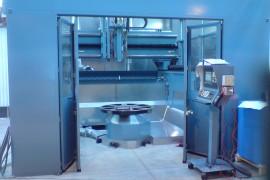 CNC Gantry Machine for Carbon Machining