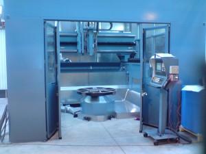 CNC Gantry Machine for Carbon Machining - 5