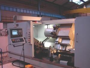Heid CNC Lathe - 1