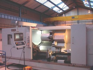 Heid - CNC Lathe - 3