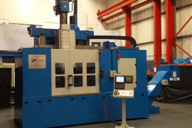 Morando VLN12 CNC Vertical Borer