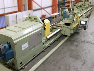 Refurbished Tacchi Lathe