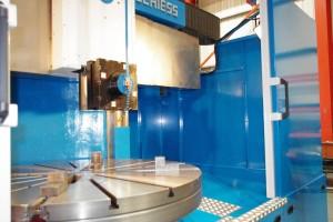 Schiess CNC VTL - 2