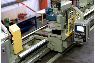 MACHINE REBUILD REFURBISHMENT