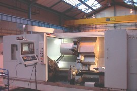 Heid CNC Lathe