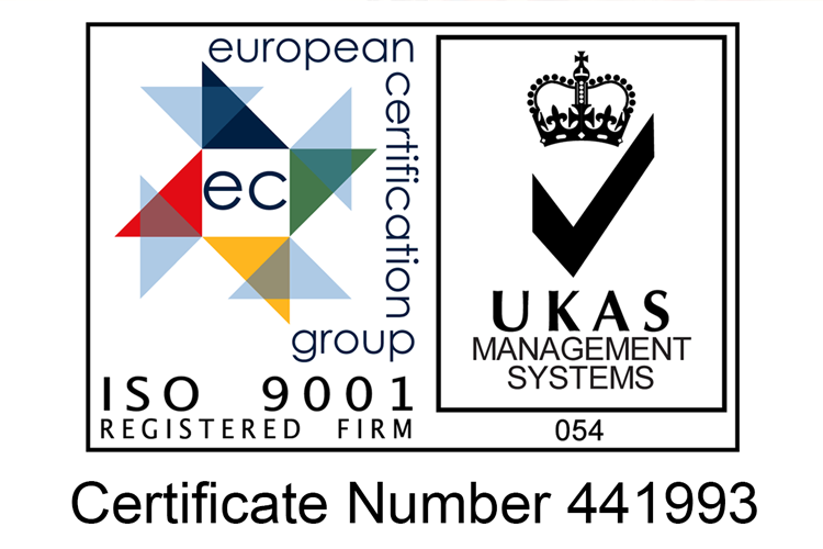 EES ACHIEVES ISO 9001: 2015 ACCREDITATION